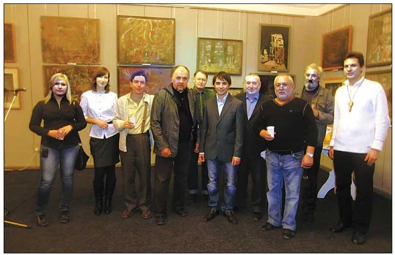 Член союза художников ссср амир арсланов